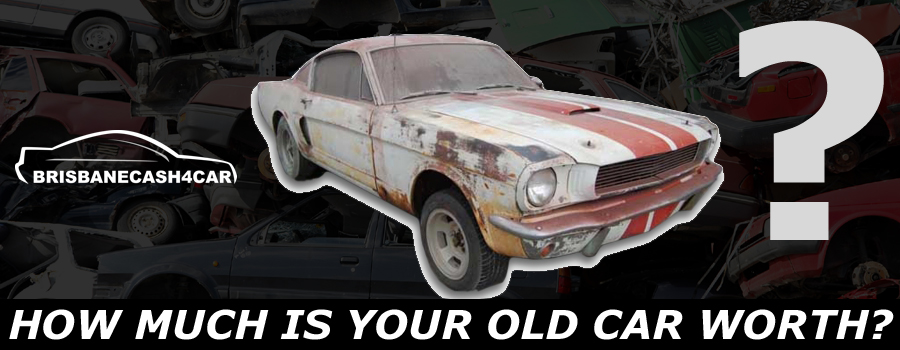 How Much is Your Old Car Worth?