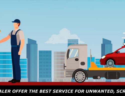 Can a Private Car Dealer Offer the Best Service for Unwanted, Scrap Cars in Brisbane?