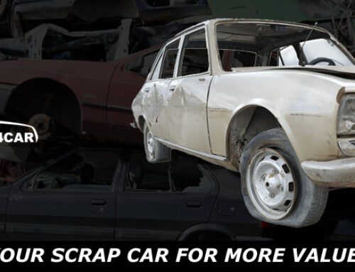 How to Sell Your Scrap Car for More Value in Australia