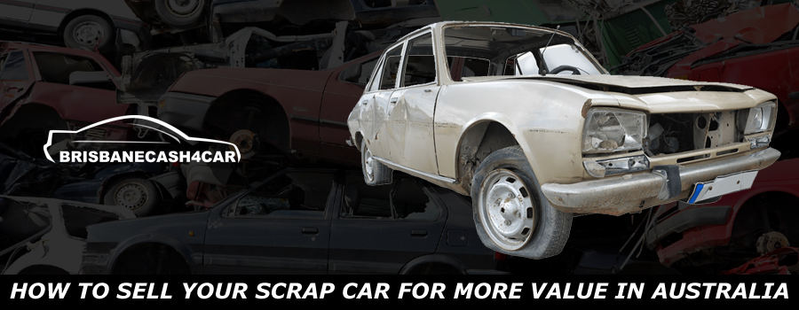 Sell Your Scrap Car