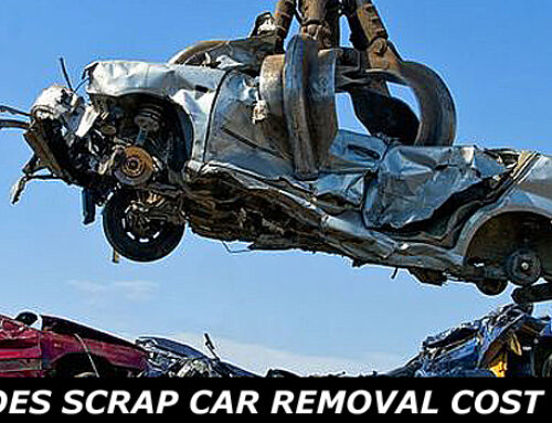 How Much Does Scrap Car Removal Cost In Brisbane?